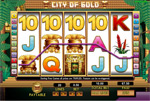 City of Gold slotmachine